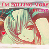 I'm falling more in love