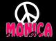 Monica Loves Obama