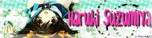 haruhi.. banner!. :)