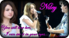 Niley; everytime you lie lyrics