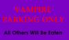 Vampire Parking