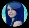 Selena Gome Button