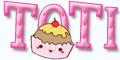 Toti ... kawaii cupcake