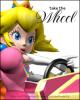Princess Peach Racing