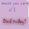 Would you care?