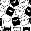 Monokuro Boo Background