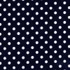 navy dot