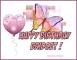 Happy Birthday Bridget