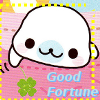 Kawaii San-X Mamegoma Good Fortune Avatar