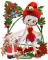 Jingle Girl - Cute Graphic