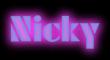 Nicky Glow
