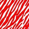 Red zebra print 2