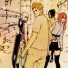 Sasuke's Team (Jugo, Karin, Sasuke and Suigetsu)