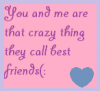Best Friends(: