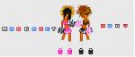 Cheerleader friends