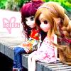 blythe doll friends