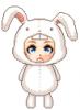 Bunny Costume Doll