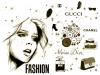 Gucci - Dior - Chanel