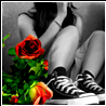 Roses and Converse