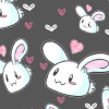 Bunny Slippers background