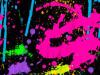 spaltter paint background