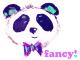 Fancy Panda