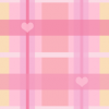 pink plaid background