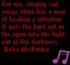 Music Quote - Reba McEntire