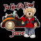 Bear with Roses - Jane