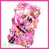 Pink Barbie iPhone Cover