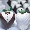 Wedding strawberries - av