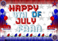 Happy 4th of July -Fran