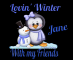 SNOW FRIENDS - JANE