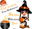 Fran -This is how I do Halloween!