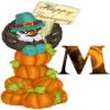 Mel, and Melinda -Happy Thanksgiving Avatars