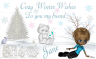 Jane -Cozy Winter Wishes...