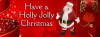 HOLLY JOLLY CHRISTMAS FB COVER