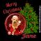 Merry Christmas Doggie - Jane