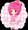 Abby pixel doll