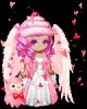 Pink Fairy Girl