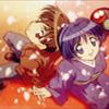 Kaoru and Aoi from Ai Yori Aoshi