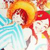 Otani Atsushi and Risa Koizumi from Lovely Complex
