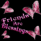 Friends Are Blessings