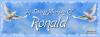 In memory of... Ronald