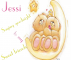 Jessi -Saying goodnight