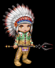 Native American Warrior
