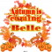 Belle -Autumn is coming
