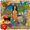 Summer Tropical Treasure
