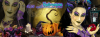 Wicked Halloween Queen FB cover