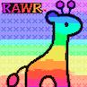 Giraffe, RAWR